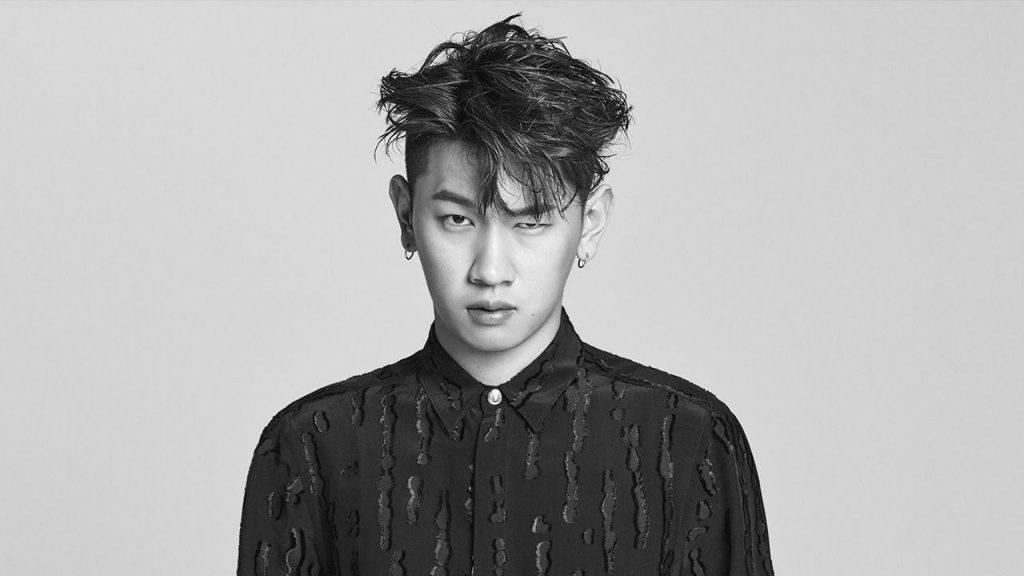 Korean recording artist CRUSH