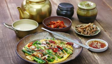 korean pancakae