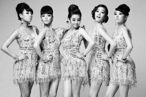K-pop Wonder Girls Pre-BLACKPINK