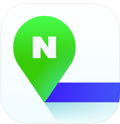 Travel App Naver Map