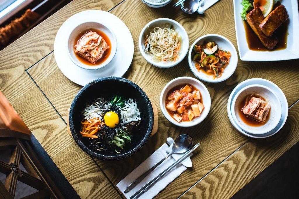 Korean cuisine ETIQUETTE