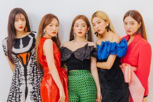 SM Town Artist Red Velvet