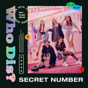 SECRET NUMBER May debut