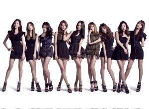 SM Town Artist Girls Generation