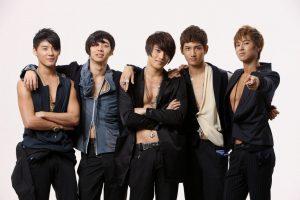 SM Town Artist TVXQ