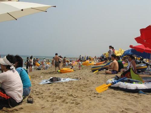 summer in korea